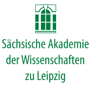 Logo of the Saxon Academy of Sciences in Leipzig